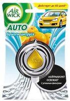 """Освежитель воздуха для автомобиля Air Wick Car Freshener """"Брызги Цитруса"""" (3 мл)"""