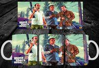 """Кружка """"GTA"""" (art.5)"""
