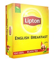 "Чай черный ""Lipton. English Breakfast"" (100 пакетиков)"