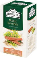 "Фиточай ""Ahmad Tea. Magic Rooibos"" (20 пакетиков)"