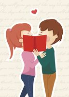 """Открытка """"Ты моя любимая история"""""""