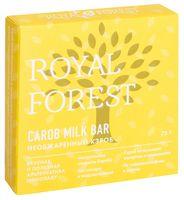 "Шоколад из кэроба ""Royal Forest. Необжаренный"" (75 г)"