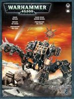 "Миниатюра ""Warhammer 40.000. Chaos Space Marines Defiler"" (43-22)"