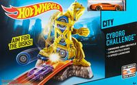 "Игровой набор ""Hot Wheels. Схватка с Киборгом"""