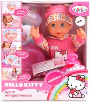 "Интерактивная кукла ""Hello Kitty. Карапуз"" (25 см)"