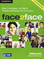 Face2Face. Advanced. Class Audio CDs