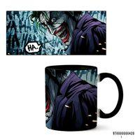 """Кружка """"Джокер"""" (420, черная)"""