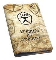 Обложка на паспорт (арт. C1-17-338)