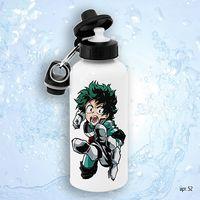 """Бутылка для воды """"Моя геройская академия"""" (600 мл; арт. 052)"""