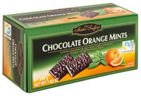 "Шоколад темный ""Chocolate Orange Mints"" (200 г)"