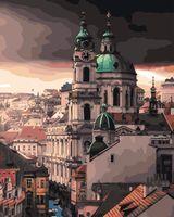 "Картина по номерам ""Прага"" (400х500 мм)"