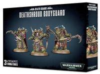 Warhammer 40.000. Death Guard. Deathshroud Bodyguard (43-50)