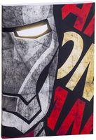"""Блокнот """"MARVEL. Железный человек"""" (А5; арт. 418)"""
