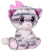 """Мягкая игрушка """"Глазастики. Кошечка"""" (15 см)"""