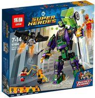 """Конструктор Super Heroe """"Сражение с роботом Лекса Лютора"""""""