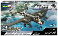 "Сборная модель ""Американский бомбардировщик B-25 Mitchell"" (масштаб: 1/72)"