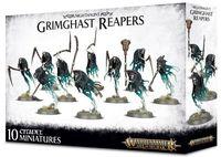 Warhammer Age of Sigmar. Nighthaunt. Grimghast Reapers (91-26)
