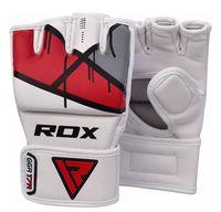 Перчатки для MMA T7 GGR-T7R REX (L; красные)