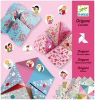 """Оригами простое """"Оригами для игры в фанты"""""""