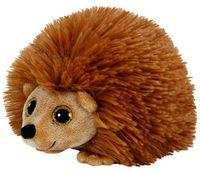 """Мягкая игрушка """"Ежик Herbert коричневый"""" (15 см)"""