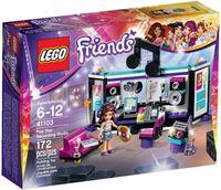 "LEGO Friends ""Поп-звезда: студия звукозаписи"""
