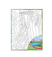 """Набор для рисования """"Горы у озера"""""""
