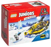 "LEGO Juniors ""Бэтмен против Мистера Фриза"""