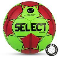 """Мяч гандбольный Select """"Mundo"""" №3 (зеленый/красный/черный)"""
