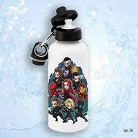 """Бутылка для воды """"Мстители. Война Бесконечности"""" (600 мл)"""