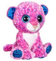 """Мягкая игрушка """"Глазастики. Леопард"""" (15 см)"""