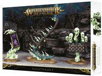 Warhammer Age of Sigmar. Nighthaunt. Endless Spells (91-21)