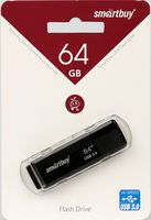 USB Flash Drive 64Gb SmartBuy Dock (Black)