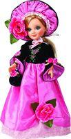 """Музыкальная кукла """"Анастасия. Фуксия"""" (42 см)"""