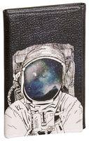 """Обложка на паспорт и права """"Космонавт"""""""