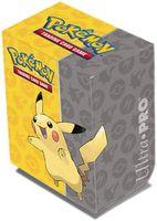 """Коробочка для карт """"Pikachu"""" (80 карт)"""