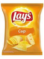 """Чипсы картофельные """"Lay's. Сыр"""" (80 г)"""