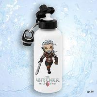 "Бутылка для воды ""Ведьмак"" (600 мл; арт. 060)"
