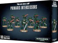 Warhammer 40.000. Dark Angels. Primaris Intercessors (44-72)