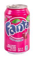 """Напиток газированный """"Fanta. Дикая вишня"""" (355 мл)"""