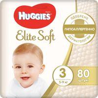 """Подгузники """"Elite Soft 3"""" (5-9 кг; 80 шт.)"""