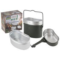 Набор посуды походной Camp-2032 (3 предмета)