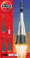 """Космический корабль """"Vostok I"""" (масштаб: 1/144)"""