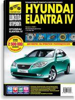 Hyundai Elantra IV с 2006 г. Пошаговый ремонт в фотографиях