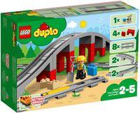 """LEGO Duplo """"Железнодорожный мост"""""""